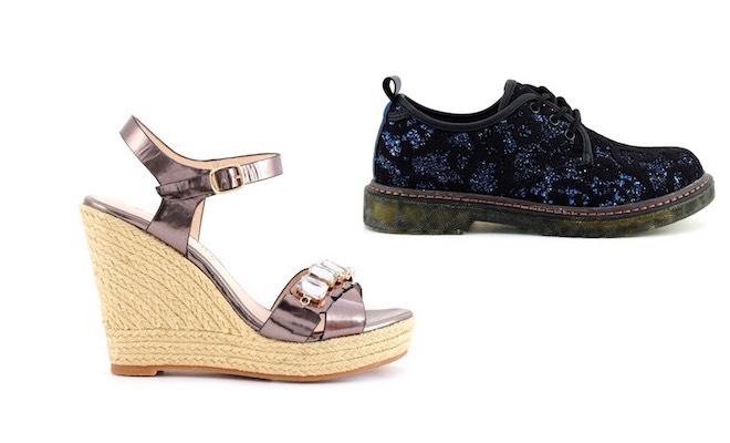 hot sale online 46c04 fe108 CaféNoir, le nuove scarpe dell'estate tra zeppe e stringate ...