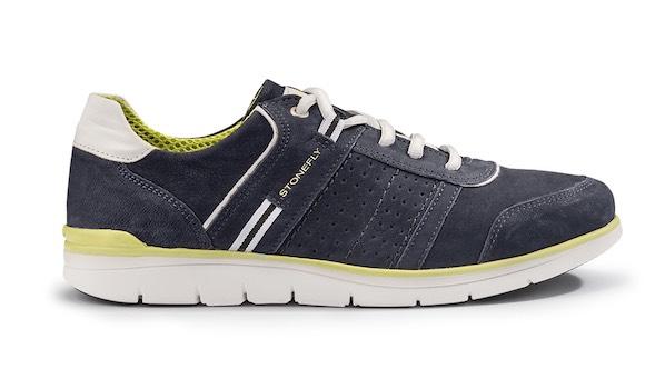 Stonefly scarpe sportive uomo blu