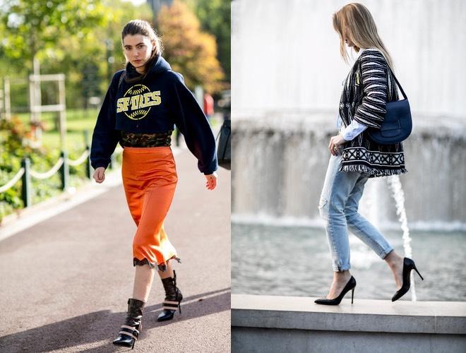Street Stile donna parigi