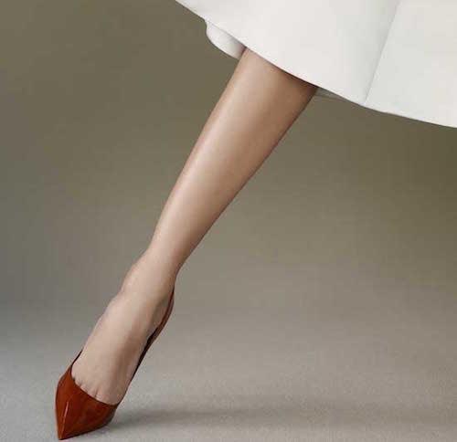 Dior la nuova scarpa a punta con il tacco sottile e for Ma maison scarpe