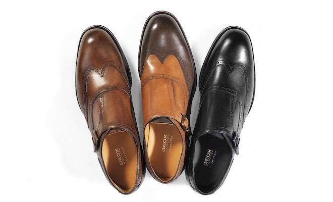 scarpe eleganti uomo Geox