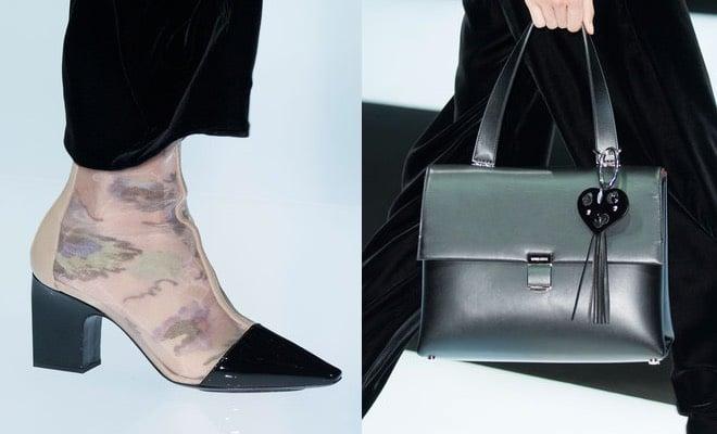Borse scarpe Giorgio Armani