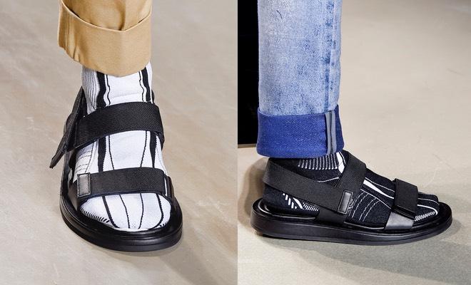 Calvin Klein uomo sandali estate
