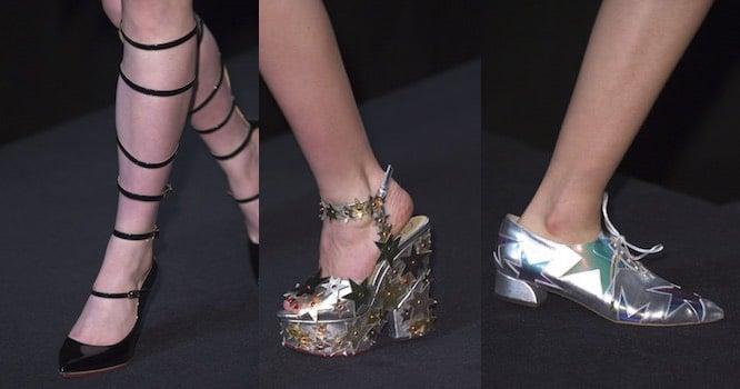 Charlotte Olimpia scarpe inverno 2016-2017