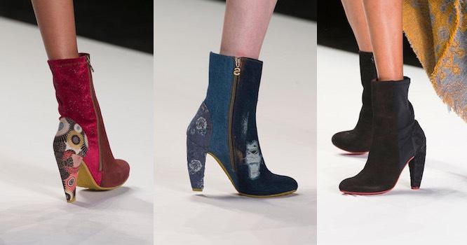 Desigual moda scarpe inverno 2016-2017
