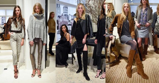 Polo Ralph Lauren moda donna inverno 2016