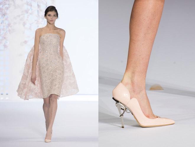 Ralph Russo scarpe abito donna estate 2016