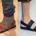 Sandali moda estivi uomo
