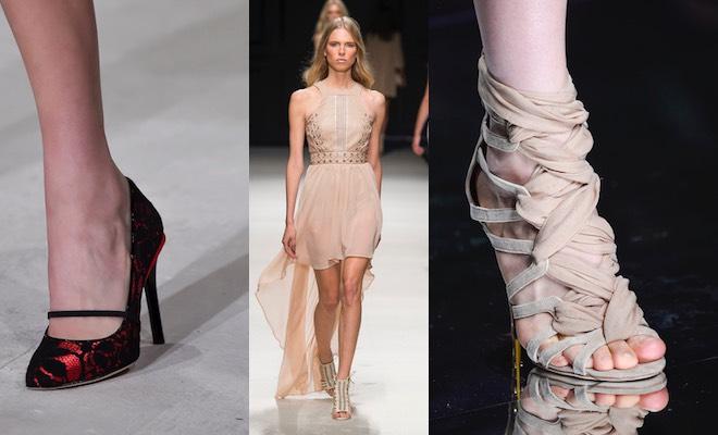 nuovo prodotto abd0f 66eb4 Donna, scarpe da cerimonia per abiti eleganti - Scarpe Alte ...