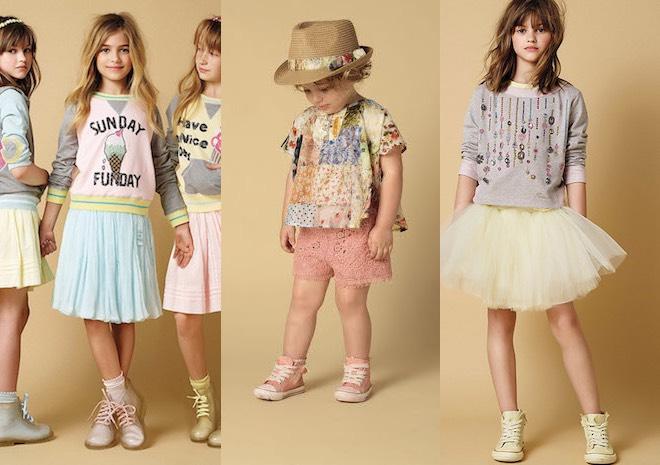 best website 05358 e4417 TWIN-SET bambina, scarpe e vestiti primavera estate 2016 ...