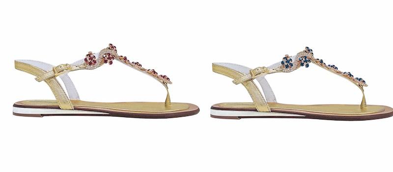 Tosca Blu sandali gioiello estate 2016
