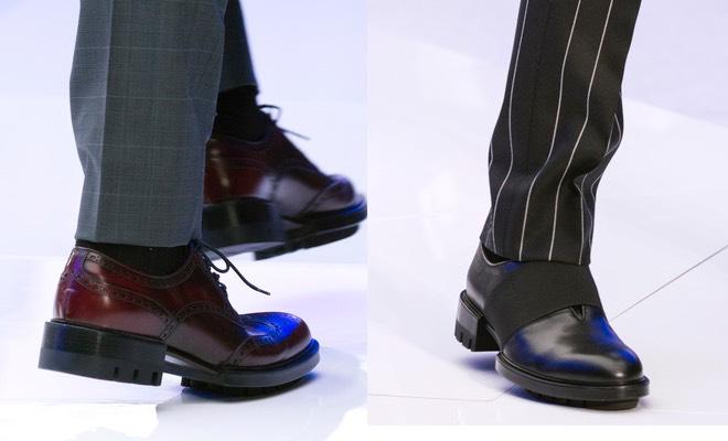 Versace scarpe maschili 2016-2017