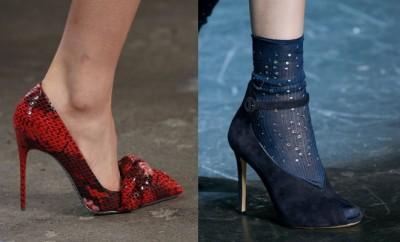 scarpe NY moda autunno inverno 2016-2017