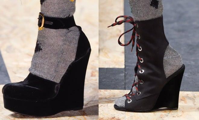 prada calzature autunno inverno 2016