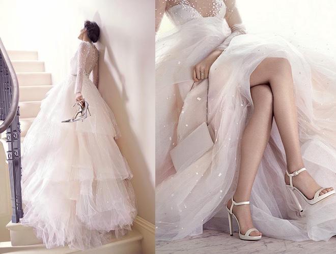 scarpe sposa estate 2016