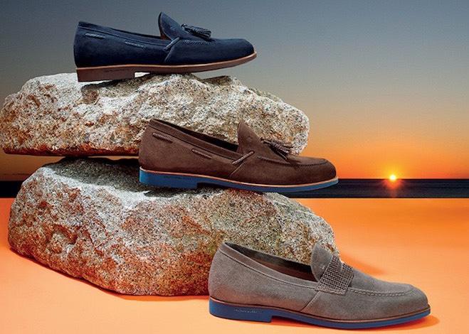 scarpe uomo Rossetti primavera estate 2016