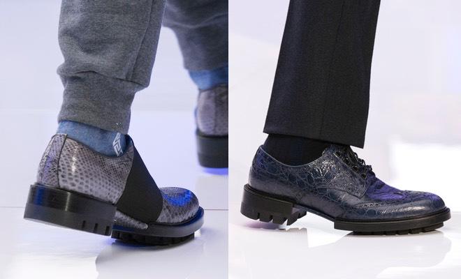 scarpe uomo Versace inverno 2016-2017