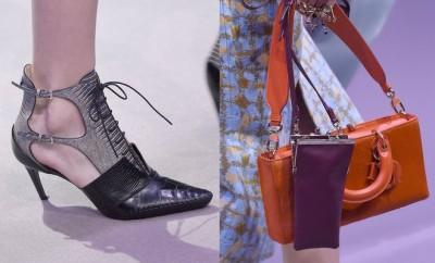Dior scarpe borse inverno 2016-2017