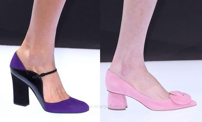 Emporio Armani donna scarpe inverno 2016-2017. Foto - Scarpe Alte - Scarpe  basse ac23726d8cf
