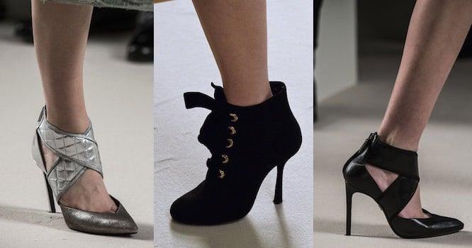 6cb8764b1a1c5 Lanvin scarpe donna autunno inverno 2016-2017