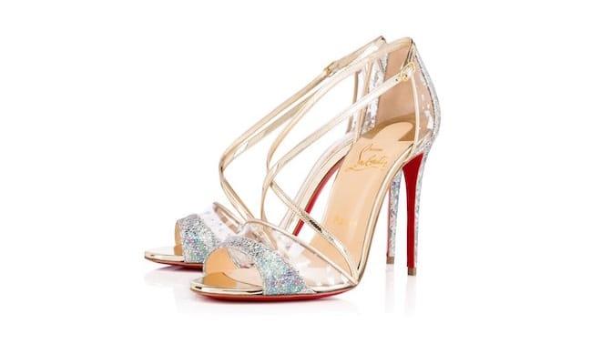 Louboutin sandali sposa 2016