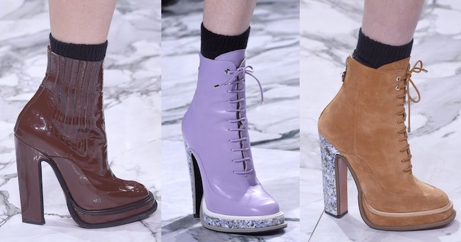 8db9b66ffbde5 Le scarpe che vanno di moda a Parigi
