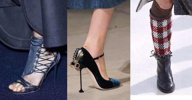 Scarpe moda Parigi sfilate inverno 2016. Attesissima la collezione di ... 8e835b8cf2e