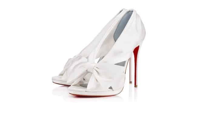 Scarpe sposa Louboutin 2016