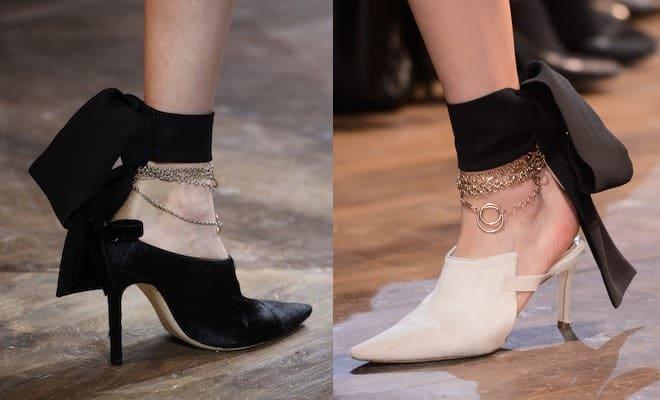 coutur Dior scarpe 2016
