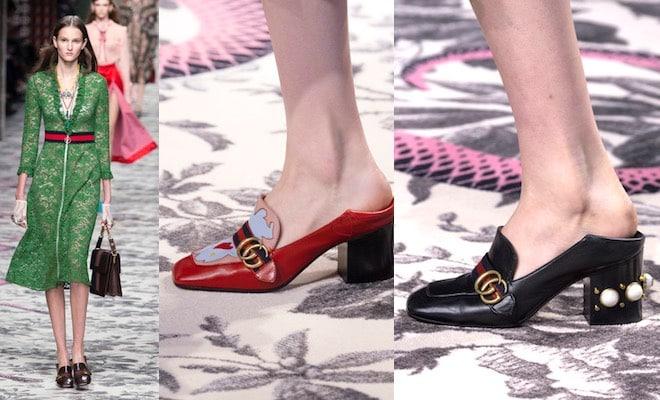 mocassino Gucci donna estate 2016
