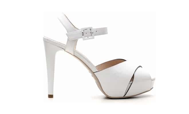 sandali bianchi Nero Giardini
