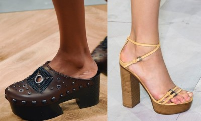 sandali zoccoli donna estate 2016