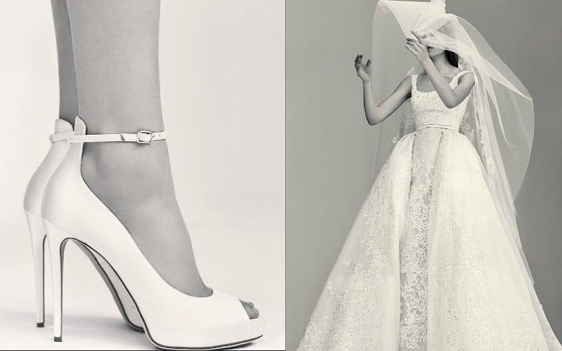 Elie Saab sposa 2016