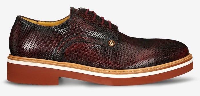 Paciotti 2016 scarpe uomo estive bordeaux a717e5dcf93