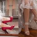 Penrose scarpe sposa edizione limitata