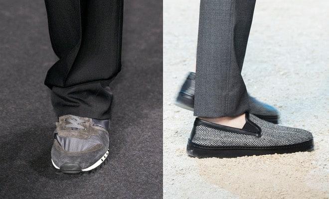 Scarpe moda uomo inverno 2017