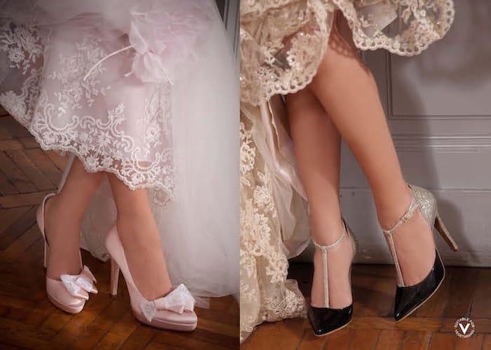 Scarpe sposa chiuse penrose