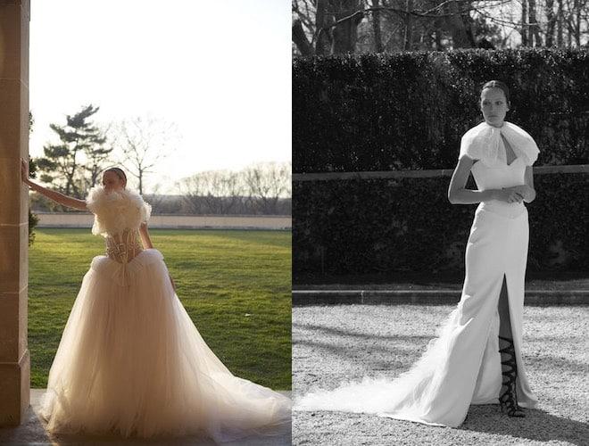 Vera Wang sposa 2017