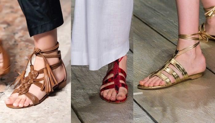Infradito 2016 da donna i sandali che vanno sempre di for Issey miyake scarpe
