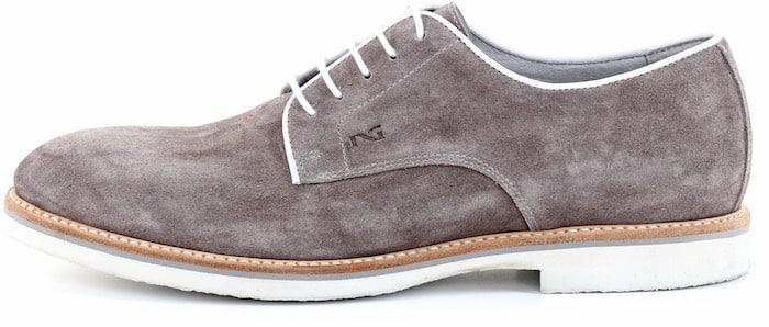 Scarpe da uomo estive fresche e belle modelli e abbinamenti scarpe alte scarpe basse - Scarpa uomo nero giardini ...