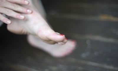 piedi bollenti