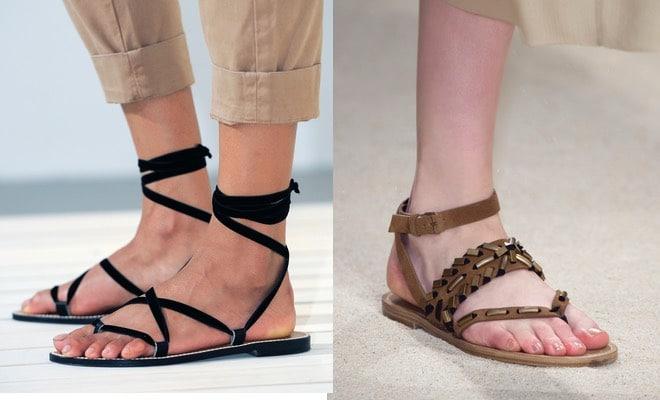 b78ba8a70f8c9a Infradito 2016 da donna. I sandali che vanno sempre di moda. Foto ...