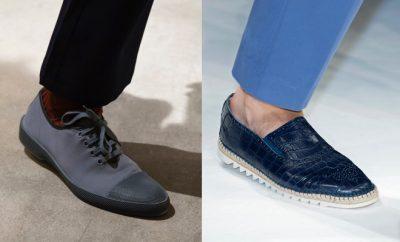 scarpe prada uomo e canali 2016