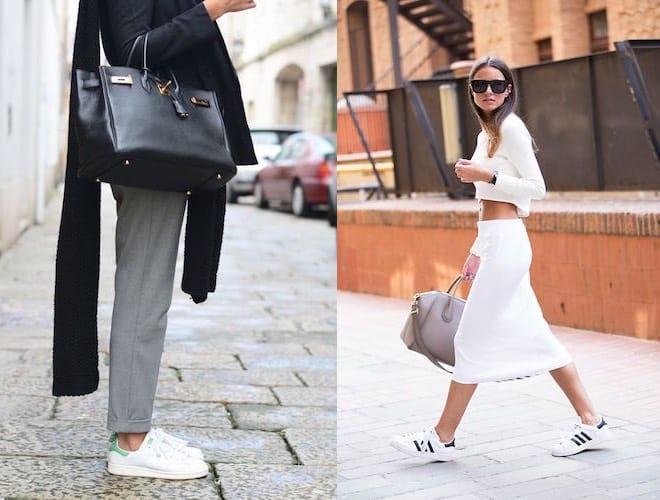 abbinauomoti donna scarpe adidas
