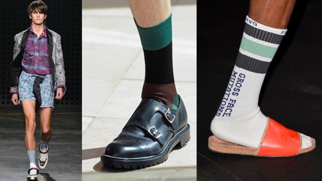 Calzini, calze e calzettoni: un trend da non sottovalutare