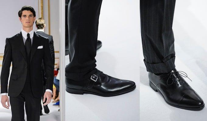 Scarpe eleganti uomo estate