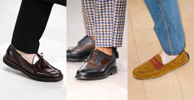 Scarpe inglesi uomo inverno 2017