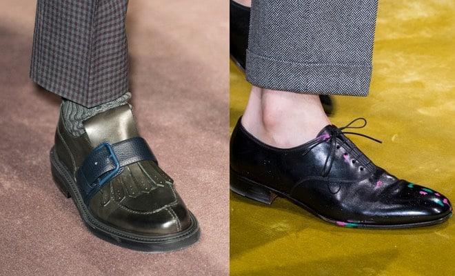 07861c94abccc Le scarpe uomo autunno-inverno 2016. Le tendenze moda uomo per la stagione  invernale.