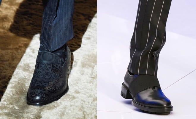 Scarpe uomo 2017 Zegna Versace