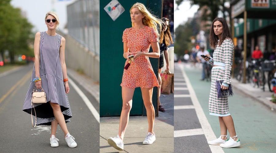 Street style sneaker